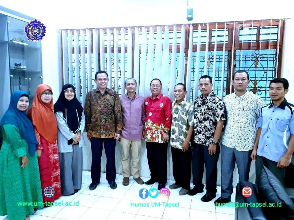 Kunjungan DPRD Sumut