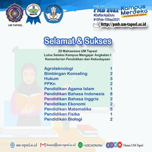 Program Kampus Mengajar Angkatan I